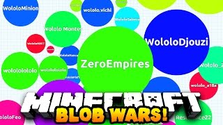 Video AGAR.IO IN MINECRAFT! #1 | (BLOB WARS) w/ PrestonPlayz & Landon MP3, 3GP, MP4, WEBM, AVI, FLV Juli 2018