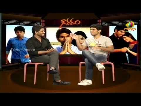 P2 - Chit Chat With Allu Brothers - Allu Arjun & Allu Sirish Interview - Gouravam Movie