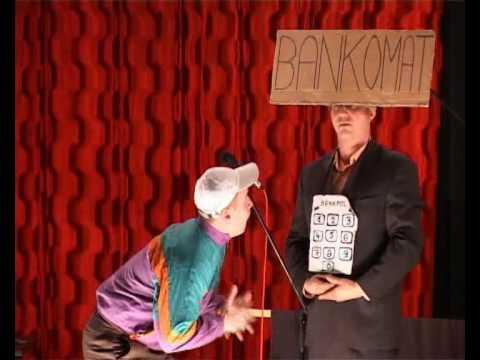 Kabaret Bajeczka - Bankomat