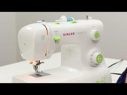 SINGER® 2273 ESTEEM™ II Owners Class - Play All
