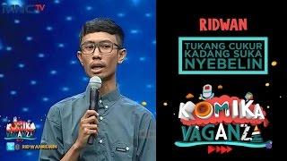 """Video Ridwan Remin """"Tukang Cukur Kadang Suka Nyebelin"""" - Komika Vaganza (1/12) MP3, 3GP, MP4, WEBM, AVI, FLV November 2018"""