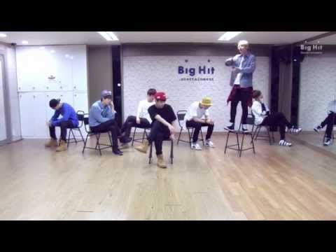 one day - 방탄소년단 '하루만(Just one day)' dance practice.