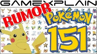 Nonton Rumor   Only Original 151 Pok  Mon Featured In Pok  Mon Let S Go Pikachu   Eevee  Film Subtitle Indonesia Streaming Movie Download