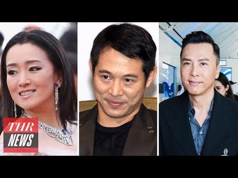 'Mulan': Gong Li, Jet Li and Donnie Yen Join Live Action Film | THR News