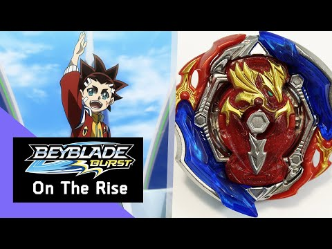 BEYBLADE BURST | On The Rise Series: Episode 1: Aiger returns with Union Achilles!