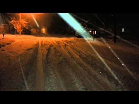 Mason city iowa snow