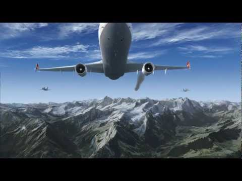 MD-11 pilot gets mad - an FSX movie