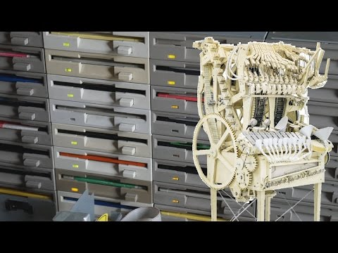 The Floppotron: Wintergatans Marble Machine Performed by a Hardware Orchestra Video