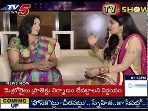 Special Chit Chat With Singer & Anchor Vijayalakshmi