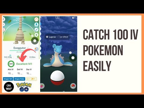 Download How To Find And Catch Rare Pokemon Easy In Pokemon Go Video