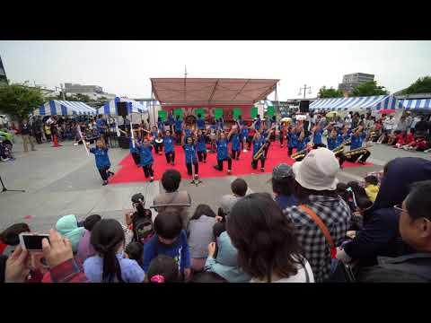 MOCOフェスタ2018 守谷市立守谷中学校吹奏楽部