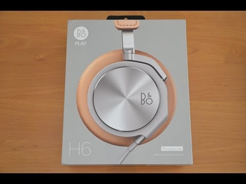 BeoPlay H6 von Bang & Olufsen: Stop Motion Unboxing & Review