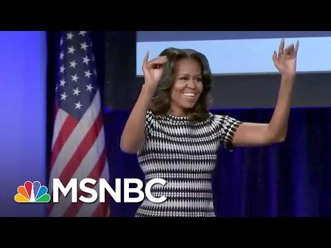 Michelle Obama, President Donald Trump, And The Resistance | The Last Word | MSNBC