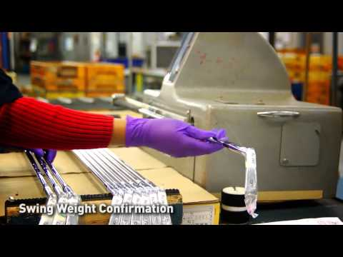 Mizuno Golf Custom Manufacturing