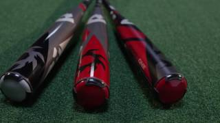 http://www.baseballmonkey.com/equipment/homerun-bats/homerun-baseball-bats.htmlDeMarini's 2017 Voodoo line of baseball bats is built with their all new X14 Alloy to create a barrel that is stronger and lighter than ever.Please contact our customer service department if you have any questions regarding this product: http://www.homerunmonkey.com/info or Join the conversationTwitter - @homerunmonkeyFacebook - /homerunmonkeyInstagram - @homerunmonkey