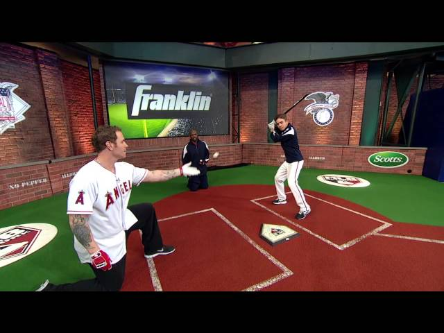 MLB® Thin Bat Swing Trainer