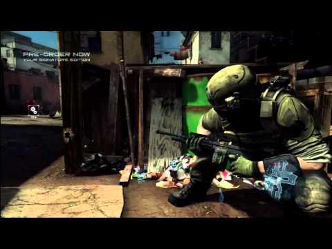 preview-Ghost Recon: Future Soldier \'Multiplayer Walkthrough\' Trailer (GameZoneOnline)