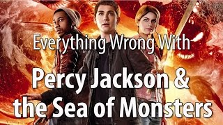 Video Everything Wrong With Percy Jackson & The Sea Of Monsters MP3, 3GP, MP4, WEBM, AVI, FLV Maret 2019