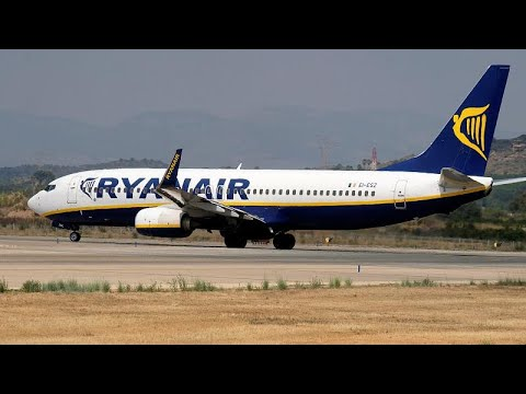 Turbulente Zeiten bei Ryanair: Streiks drückten die B ...