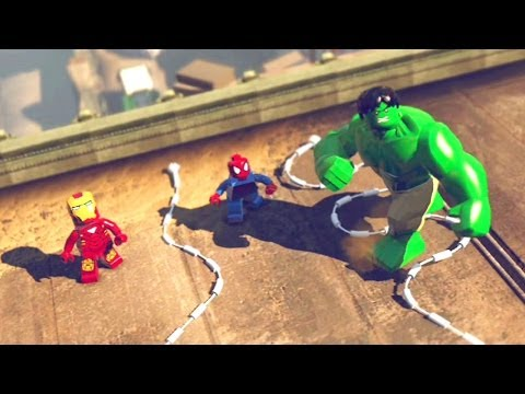 marvel super heroes playstation 4