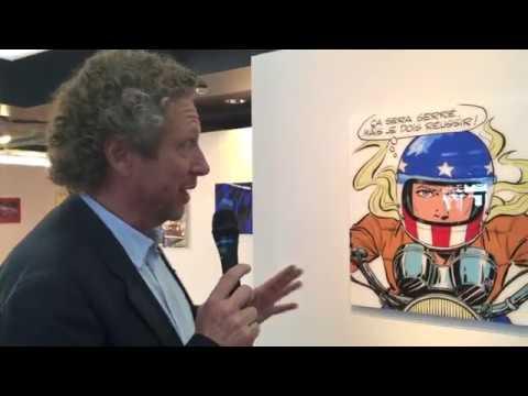 Philippe Graton livre ses anecdotes sur Michel Vaillant