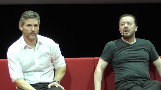 Nonton Special Correspondents @ Netflix | full press conference Paris (2016) Film Subtitle Indonesia Streaming Movie Download