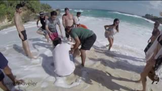 Video terseret ombak di  dreambeach nusa lembongan Bali MP3, 3GP, MP4, WEBM, AVI, FLV Agustus 2018