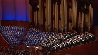 "The Mormon Tabernacle Choir sings, ""More Holiness Give Me."" https://www.lds.org/general-conference?lang=eng"