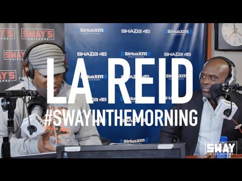 L.A. Reid Tells Never-Before-Heard Stories About Outkast, Arista Records, Kanye & Diddy