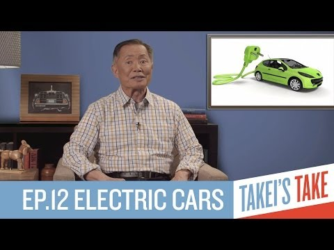 electric - George Takei and Chris Woodyard of USA Today talk electric and driverless cars (http://content.usatoday.com/topics/reporter/Chris+Woodyard/1) SUBSCRIBE: http://bit.ly/TakeiSubscribe About...