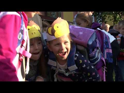 První školní den v ZŠ T. G. Masaryka