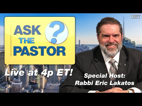Ask the Pastor LIVE!!! - Join NOW to Learn something NEW!!!