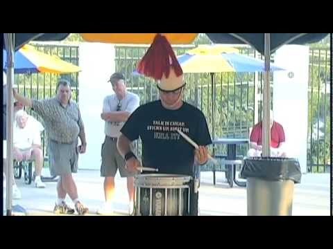 KEVIN DONKA – SNARE SOLO, DCA 2012