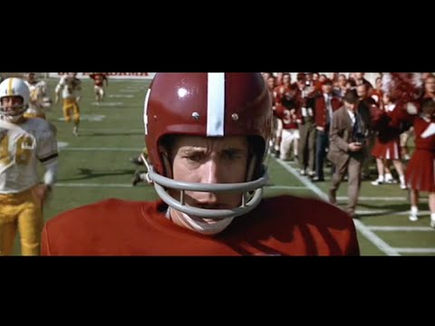 Forrest Gump (4/10) Best Movie Quote - College Football Scene (1994)