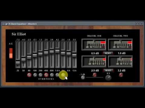 11 Band Equalizer By Sir Elliot