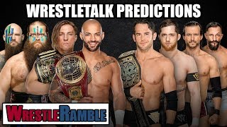 Nonton Wwe Nxt Takeover  Wargames 2018 Predictions    Wrestletalk   S Wrestleramble Film Subtitle Indonesia Streaming Movie Download