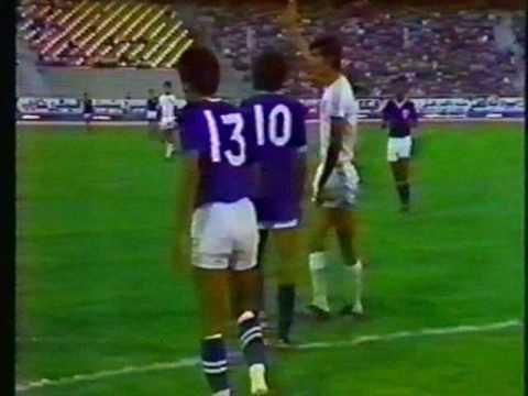 الكويت - العراق  3-2  للكويت الدور قبل النهائي لكاس اسيا  1976