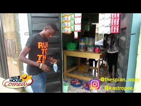 Used Toothbrush (Real House Of Comedy) (Nigerian Comedy)