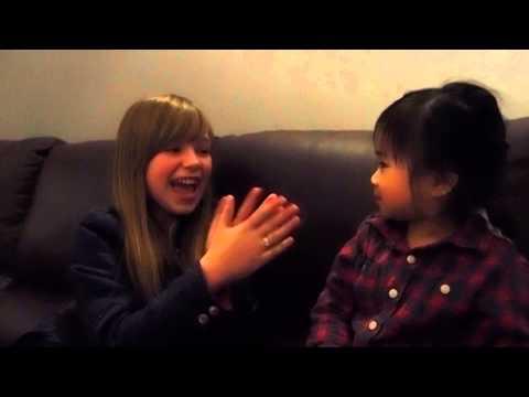 Liz Ngan meets Connie Talbot in Hong Kong (видео)