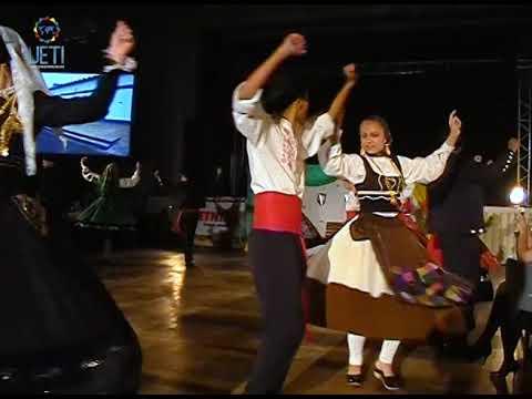 Baú de Memórias UETI - Baile 2010 - Portugueses - Rancho Folclórico e Etnográfico Alma Lusa.