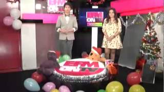 EFM ON TV 28 December 2013 - Thai TV Show
