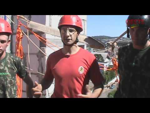 Treinamento Exército em Ponte Serrada - Portal Oeste Mais