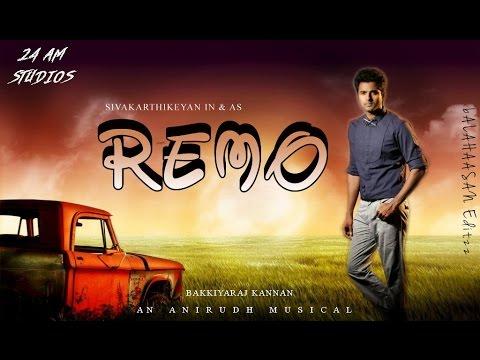 Remo Movie First Look | Sivakarthikeyan,Keerthy Suresh,Sathish,K S Ravikumar|Anirudh |Updates.