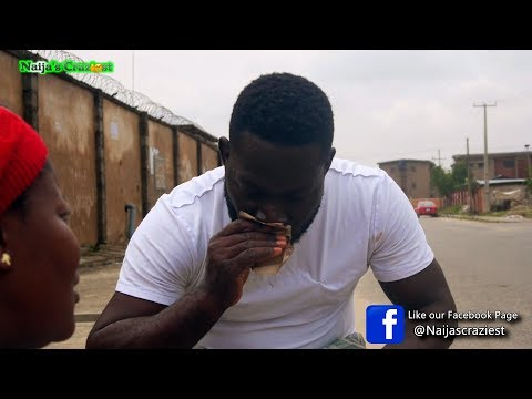 THE BABY BEGGAR (Naijas Craziest Comedy)  Episode 244