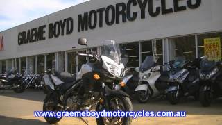 7. SUZUKI V-STROM 650 Overview & Review (AUSTRALIA) DL650A