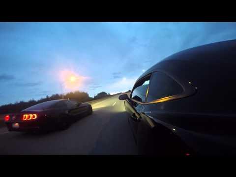 Mustang camaro 2014 снимок