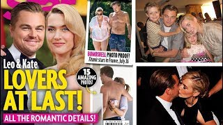 A magazing has just revealed that Leonardo DiCaprio and Kate Winslet are dating each other now. Checkout the video to watch ...