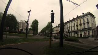 Drivelapse R4 Gent-zuid   Bloemekenswijk