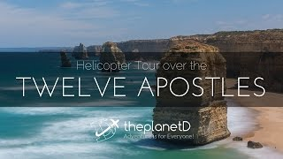 Great Ocean Road - Port C Australia  city photo : The 12 Apostles Helicopter Tour in Australia