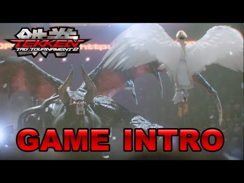 Tekken Tag Tournament 2 : cinématique d'introduction
